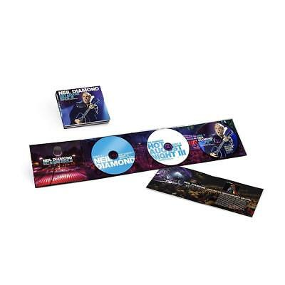 Neil Diamond - Hot August Night III (NEW 2CD, BLURAY)