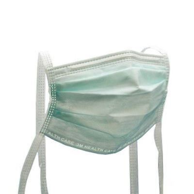 3M High Fluid Resistant Surgical Mask (50/Box)