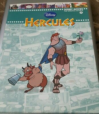 Disney Hercules Graphic Novel Disneys Book