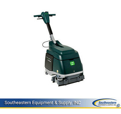 """New Nobles Speed Scrub 15"""" Battery Cylindrical Scrubber (w/ AGM batteries)"""