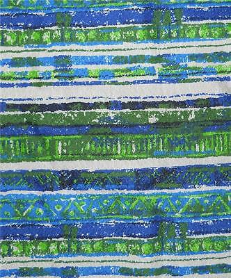 Vintage Filkauf Fabric 13 yrds Inherently Mid Century 1960s-70s Abstract Textile