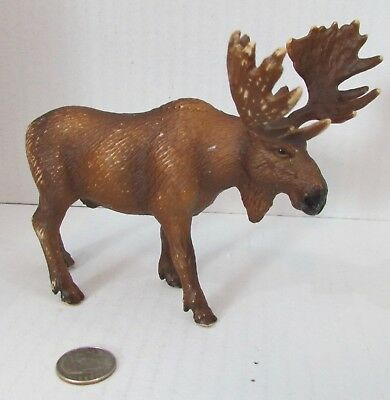 Schleich Bull Moose Retired 14310