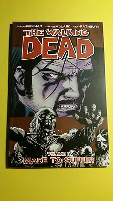 The Walking Dead, Volume 8: Made to Suffer -graphic novel, immaculate condition