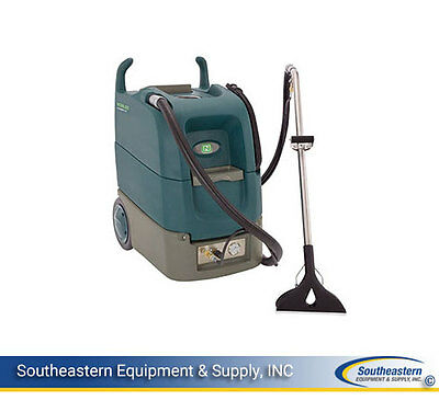 New Nobles Explorer H1, 120 psi Heated Canister Carpet Extractor w/ wand/hoses