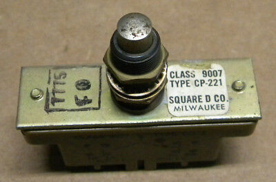 Square D 9007-CP221 Switch 9007CP221