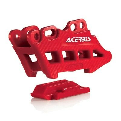 Acerbis Chain Guide Block 2.0 Red For Honda CRF 250 450 R 07-17