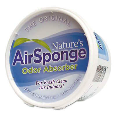 Nature's Air Odor-Absorbing Replacement Sponge Neutral 16 -ounce 12/Carton