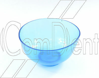 5 x Dental Lab Flexible Alginate Mixing Bowl Flexible Rubber Mixing Bowl Large