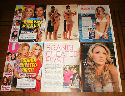 114 LeAnn Rimes Magazine Clippings, Covers, Ads & Articles