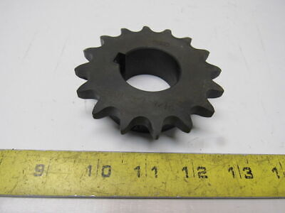 "50BS16H-1-7/16 #50 Roller Chain Sprocket 16T 1-7/16"" Bore"