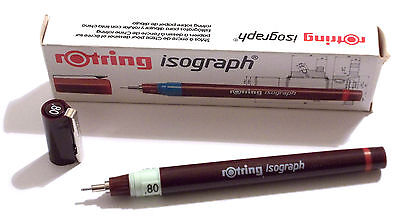 ROTRING ISOGRAPH TECHNICAL DRAWING PENNA A CHINA - 0,50 mm - ART. 151 050