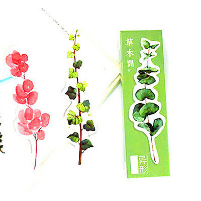 30pcs/box Creative Bookmarks Marker Stationery Gift School Office Supply