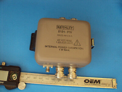 1p   8101-PIV - KEITHLEY Test Accessories - Other PIV DEMO FIXTURE
