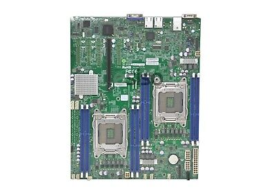 X9Drd-Lf-Tw008 Supermicro Dual Intel Lga2011 Supports Intel Xeon E5-2600, C602