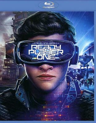 Ready Player One New Blu-Ray/Dvd
