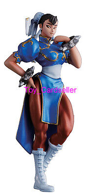 Bandai Super Modeling Soul Street Fighter IV 4 Collection Figure Chun Li