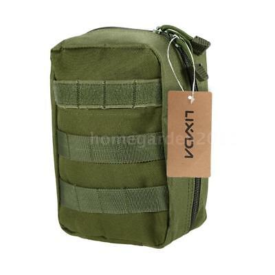 Lixada First Aid Kit Empty Bag Travel Emergency Survival Pouch Medical N9S0