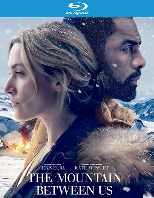 The Mountain Between Us (Blu-ray Disc ONLY, 2017)