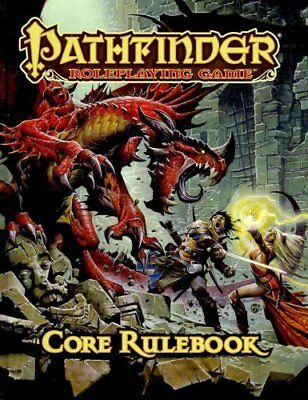 Pathfinder Roleplaying Game: Core Rulebook by Jason Bulmahn 9781601251503