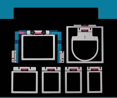 Brother BabyLock 6 & 10 Needle Fast EZ 7 + 1 Frame Set for Embroidery Machine