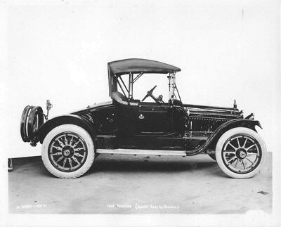 1917 Packard Special Runabout Body By Seaman Factory Photo oac0036