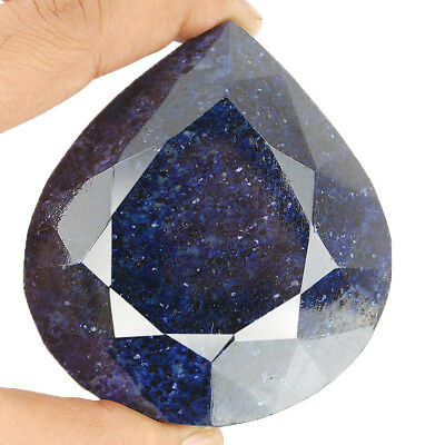 1889 Cts ~IGLI Certified Museum Size Natural Blue Sapphire Magnfiicent Huge Gem