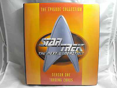 Star Trek The Next Generation Season 1 Master Set