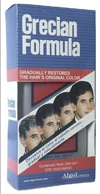 GRECIAN FORMULA LIQUID with Conditioner 8 FL  ***FREE SHIPPING***