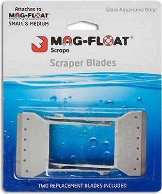 Replacement Scraper Blades Attachments for Small and Medium Mag-Float 2 Pack