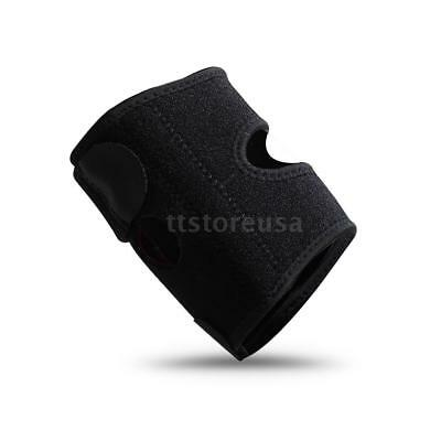 Adjustable Elbow Support Neoprene Brace Arthritis Bandage Tennis Strap D8O4
