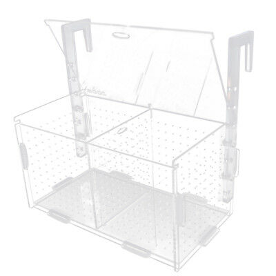Aquarium Fish Tank Guppy Breeding Breeder Rearing Box Hatchery #Hook