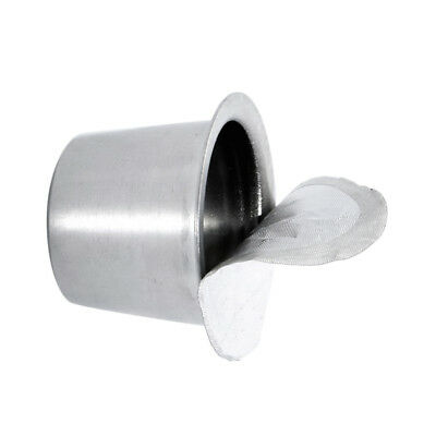 Refillable Reusable Coffee Capsule Pod for Nespresso Stainless Filter Cup