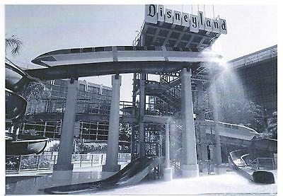 Disneyland Resort - Disneyland Hotel Postcard