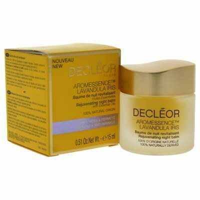 Decleor Aromessence LAVANDULA IRIS REJUVENATING NIGHT BALM 15ml ANTI-AGEING NEW