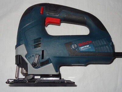 Bosch GST75BE Professional Jigsaw 650W Variable Speed SDS in Carry Case RRP$199!