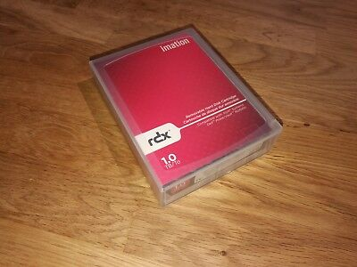 Imation RDX 1TB 1000GB Cartridge Kasette Medium für Backup