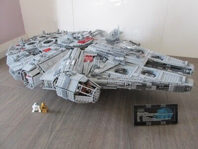 Lego Star Wars The Malevolence 9515 100 Complete 9999 Picclick Uk