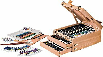 Bizili Portable Art Chest - 94 Pieces.