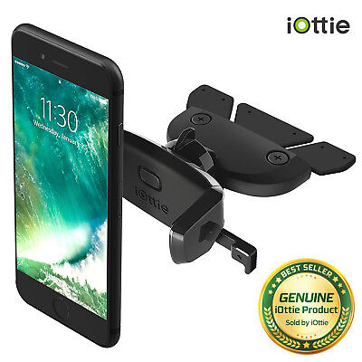 iOttie Easy One Touch Mini CD Slot Universal Car Mount iPhone X 8 Plus Note 8 S8