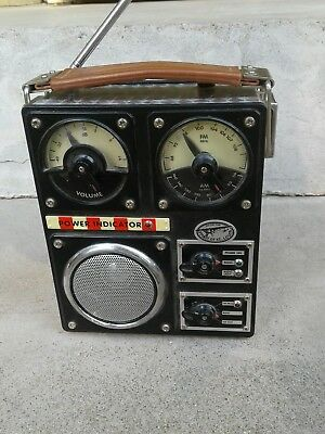 Spirit-of-St-Louis-S-O-S-L-Collection-Field-Transistor-AM-FM-2-Band-Radio~NICE