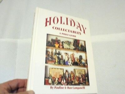 book holiday collectibles a price guide 1997
