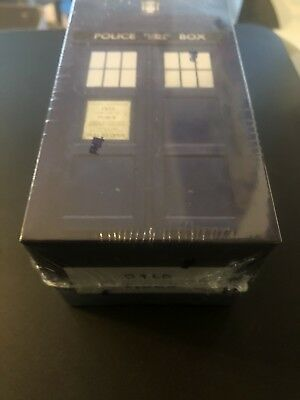 Topps Limited Doctor Who The Tenth Doctor Adventures Widevision Box 2 Autographs