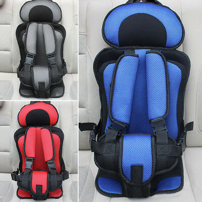 Portable Safe Babys Childs Car Seat Toddler Infant Convertible Booster Chair UK