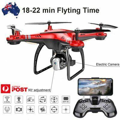 X8 RC Drone With HD 3MP Camera Altitude Hold Headless Mode 2.4G RC Quadcopter UH