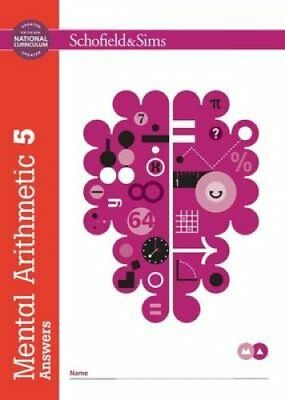 Mental Arithmetic 5 Answers by J. W. Adams 9780721708096 (Paperback, 2016)