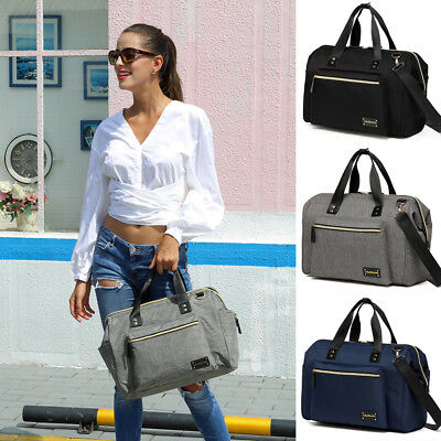 Larger Mummy Bag Baby Diaper Bag Mommy Nappy Changing Handbag Shoulder Bags