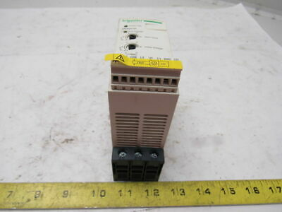 Schneider ATS01N212RT 460V 3Ph 7.5Hp Asynchronous Motor Soft Start Module