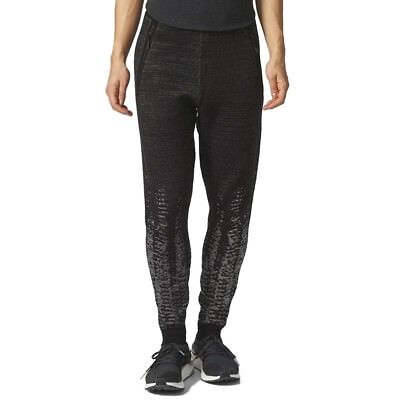 Adidas WOMEN'S TROUSERS Z.# and PULSE KNIT BQ4839 Black mod. BQ4839