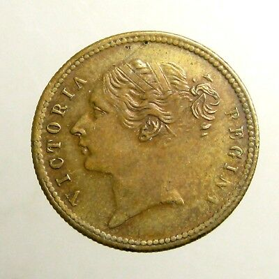 1837 QUEEN VICTORIA BRASS/COPPER TOKEN___St George on Horse over Dragon