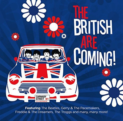 Various Artists-The British Are Coming  CD NEU